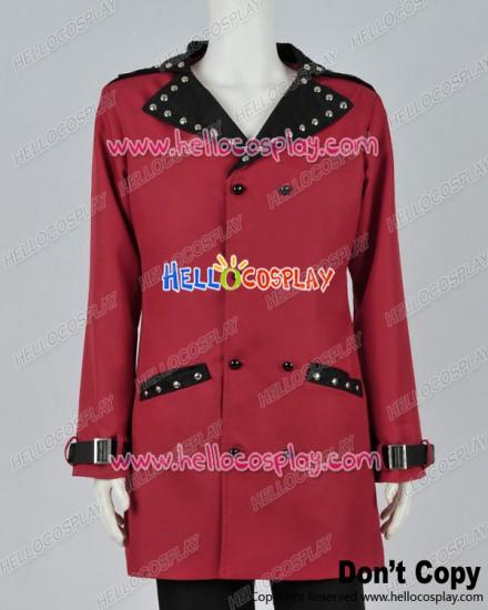 Shin Megami Tensei Persona 3 Cosplay Shinjiro Aragaki Jacket Costume