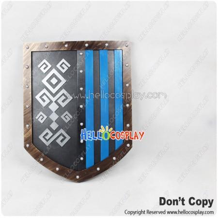 The Legend Of Zelda Cosplay Link Shield