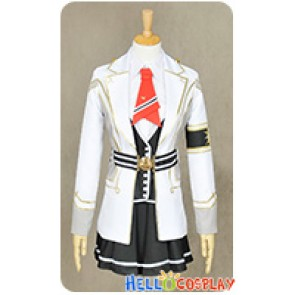 Kamigami No Asobi Ludere Deorum Cosplay Yui Kusanagi Uniform Costume