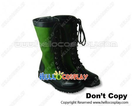 Black Lagoon Cosplay Shoes Lavera Boots