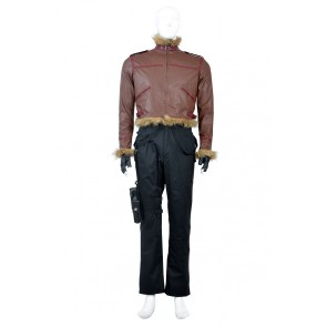 Resident Evil 4 Cosplay Leon Scott Kennedy Costume
