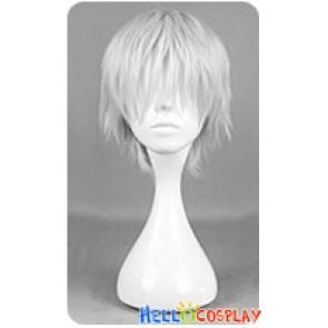 Tokyo Ghoul Ken Kaneki Cosplay Wig Gray