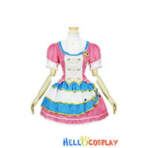 Love Live Cosplay Kotori Minami Fruit Dress