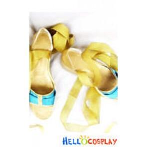 Harukanaru Toki No Naka De Chihiro Ashihara Gold Shoes