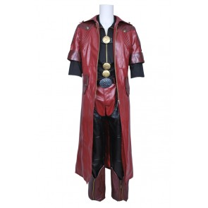 Devil May Cry 4 Cosplay Dante Costume New