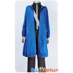 Karneval Cosplay Gareki Blue Coat Casual Suit Costume