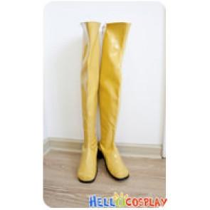 Shin Megami Tensei Devil Survivor 2 Cosplay Houtsuin Yamato Long Boots