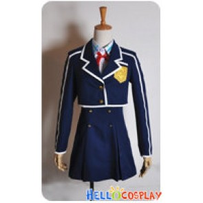 Sword Art Online Cosplay Asuna Costume Uniform
