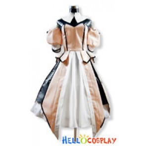Fate Unlimited Codes Saber Lily Cosplay Costume Dress