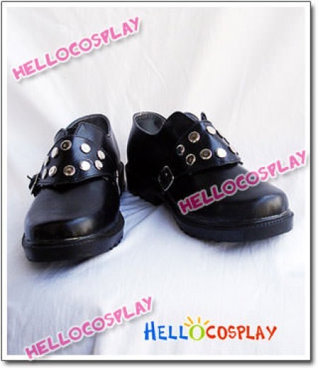 Final Fantasy VIII Cosplay Squall Leonhart Shoes