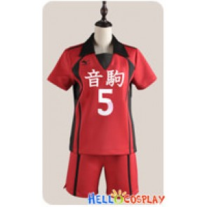 Haikyū Cosplay Volleyball Juvenile Sports No.5 Ver Uniform Costume