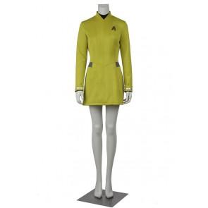 Star Trek Beyond Female Fleet Duty Dress Cosplay Costume