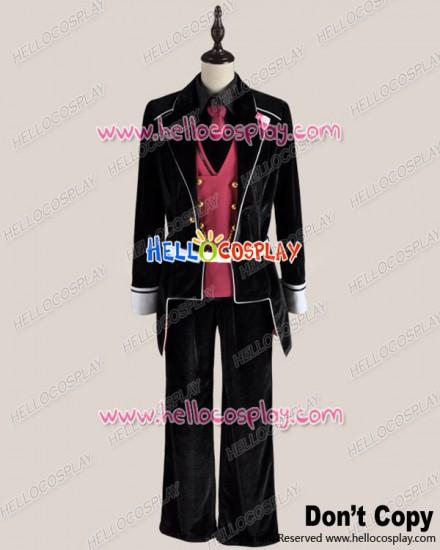Diabolik Lovers Cosplay Reiji Sakamaki School Boy Uniform Costume