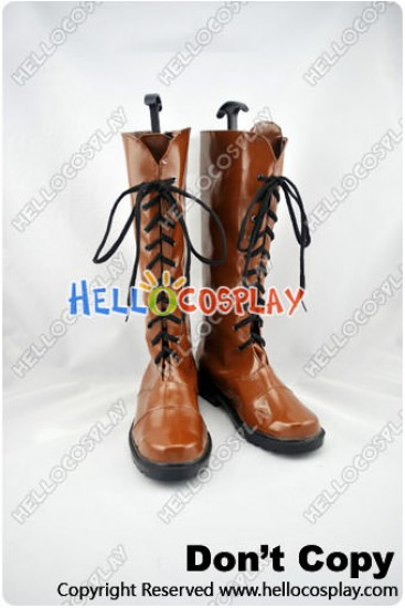Touhou Project Cosplay Alice Boots