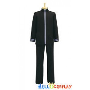 Full Metal Panic The Second Raid Cosplay Uniform