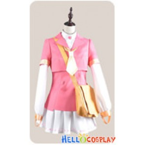 AKB0048 Cosplay Postgraduate Yuka Ichijo Costume Uniform