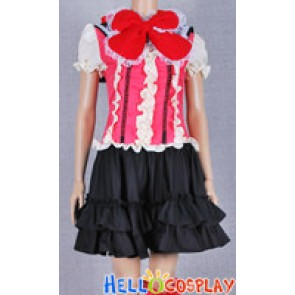 Vocaloid Hatsune Miku Lots of Laugh Cosplay Costume Dress