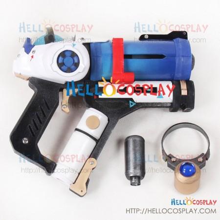 Overwatch Cosplay Mei Ling Zhou Gun Prop