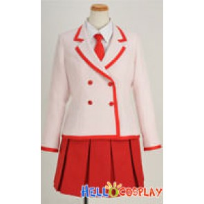 Listen to What Your Father Says Cosplay Sora Takanashi Costume