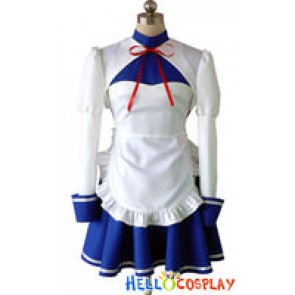 The melancholy of Haruhi Suzumiya Cosplay Cultural Festival Maid Dress