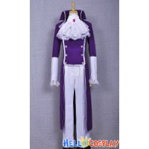 Vocaloid 2 The Seven Deadly Sins Kamui Gakupoid Cosplay Costume