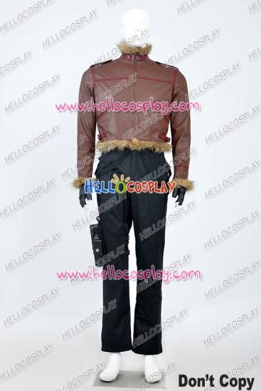 Resident Evil 4 Cosplay Leon Scott Kennedy Costume