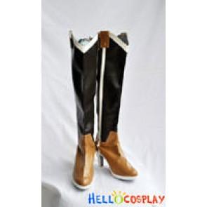Puella Magi Madoka Magica Boots Mami Tomoe Cosplay Boots