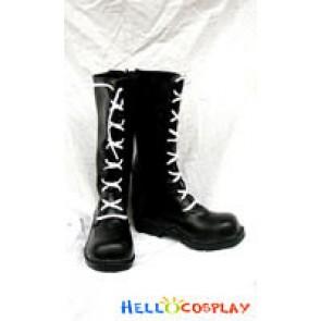 Katekyo Hitman Reborn Uni Yuni Cosplay Boots