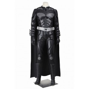Batman The Dark Knight Rises Bruce Wayne Cosplay Costume