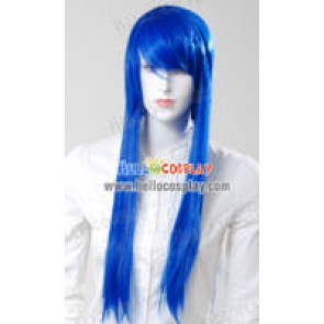 Cosplay Primary Cobalt Medium Wig