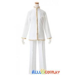 Hakuōki Hakuouki Shinsengumi Kitan SSL Cosplay Chikage Kazama Costume Uniform