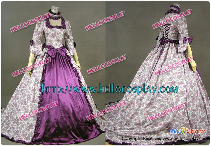 Renaissance Wedding Dress.Victorian Renaissance Wedding Dress Ball Gown Prom Cosplay