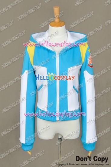 Dramatical Murder DMMD Cosplay Aoba Seragaki Coat Jacket Costume