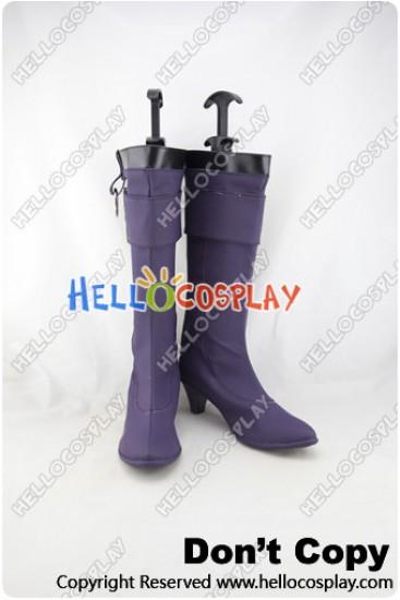 Danganronpa Dangan Ronpa Cosplay Kyōko Kirigiri Kyouko Boots
