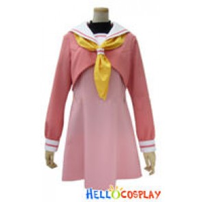 Hayate the Combat Butler Cosplay School Girl Uniform