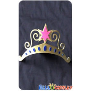 My Little Pony Cosplay Twilight Sparkle Imperial Crown Headwear Prop