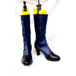 Black Butler Ciel Phantomhive Cosplay Blue Boots