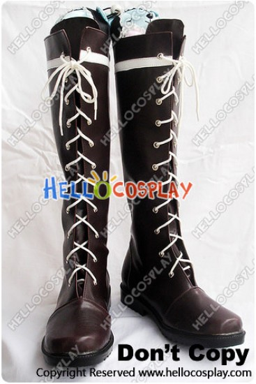 Black Butler Cosplay Mey Rin Boots