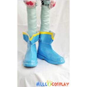 Puella Magi Madoka Magica Sayaka Miki Shoes