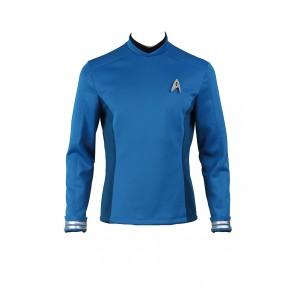 Star Trek Beyond Spock Science Officer Jacket Cosplay Costume