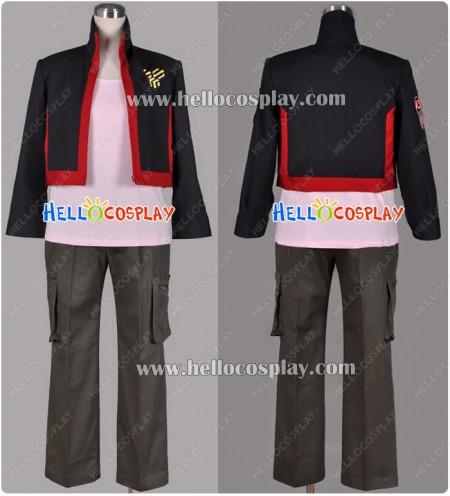 Macross Frontier Cosplay SMS Uniform Alot Costume