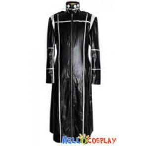 Katekyo Hitman Reborn Tailor Made Leather Coat