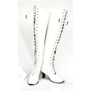 Rozen Maiden Cosplay White Boots