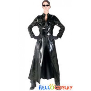 "The Matrix ""Trinity"" Adults Cosplay Costume Halloween"