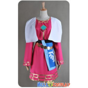The Legend Of Zelda Cosplay Female Costume