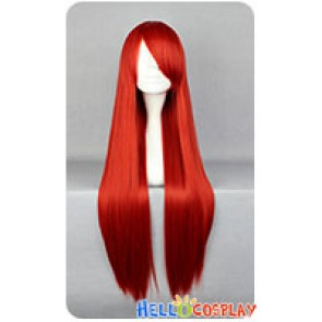 Fairy Tail Erza Nightwalker Cosplay Wig
