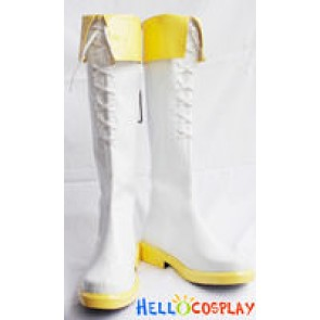 Vocaloid 2 Cosplay Kagamine Rin Long Boots