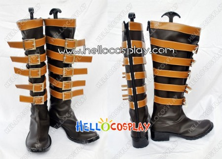 Alice: Madness Returns Cosplay Boots