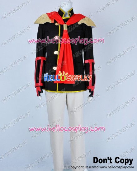Final Fantasy Type 0 Cosplay Martial Artist Eight Eito Costume