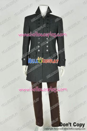 Sleepy Hollow Ichabod Crane Trench Coat Cosplay Costume
